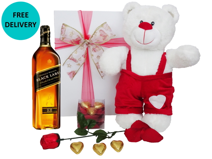 Johnnie Black Love Box