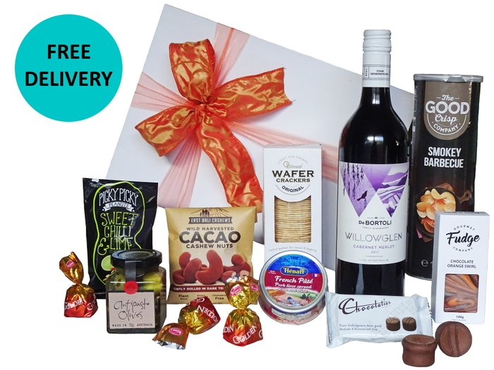 Classic Selection Red