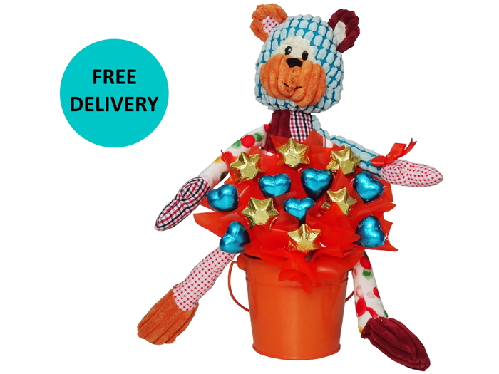 Billy Ray Chocolate Bouquet