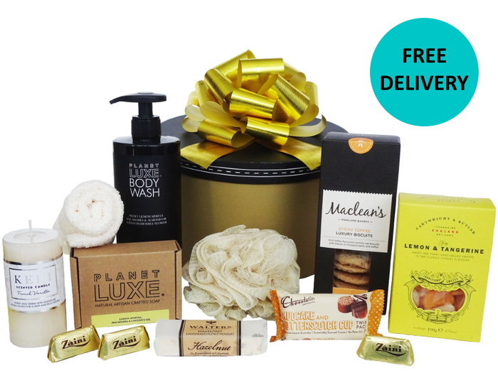 Planet Luxe Pamper Hamper